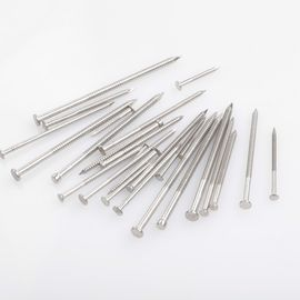 Stainless Steel A4 Screw Shank Nails For Timer Deck 65MM X 3.15